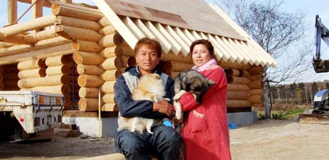田中さんと奥様