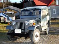 4WD車両