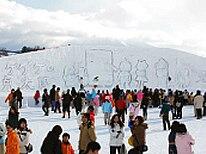 2月:上富良野雪まつり