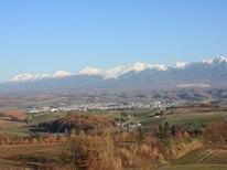 秋の上富良野町イメージ