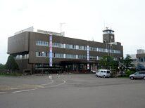 上富良野町役場