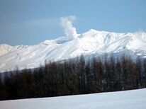冬の上富良野町イメージ